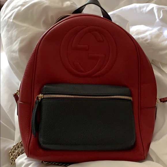 3e232cdf694a Gucci Bags | Memorial Day Sale100 Off Backpack | Poshmark